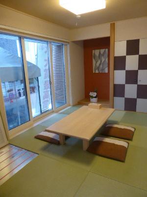 一条工務店_見学会_鳩ケ谷のモデルハウス和室
