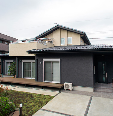 藤島建設_house1